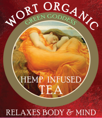 Wort Organic - Green Goddess Tea